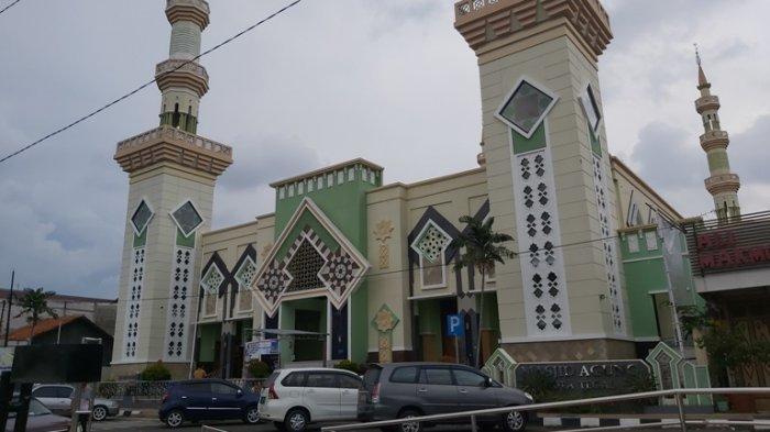 Jadwal Salat Idul Fitri 2021, Imam dan Khotib di Masjid Agung Kota Tegal