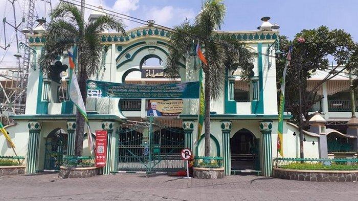 Terapkan Prokes Ketat Saat Salat Id, Takmir Masjid Agung Semarang: Jemaah Tak Usah Jabat Tangan