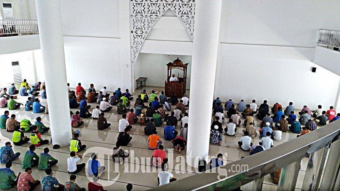 DMI Minta Larangan Masjid di Kabupaten Semarang Gelar Salat Jumat Ditinjau Ulang