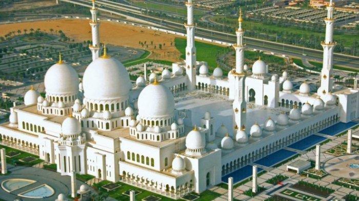 Mewahnya Desain Masjid Hadiah Pangeran Arab untuk Jokowi di Solo, Lokasi Sudah Ditinjau Gibran