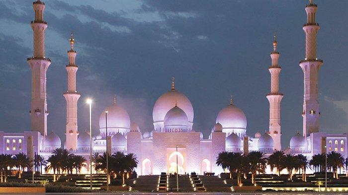 Masjid Sheikh Zayed di Abu Dhabi. (Gulf News)