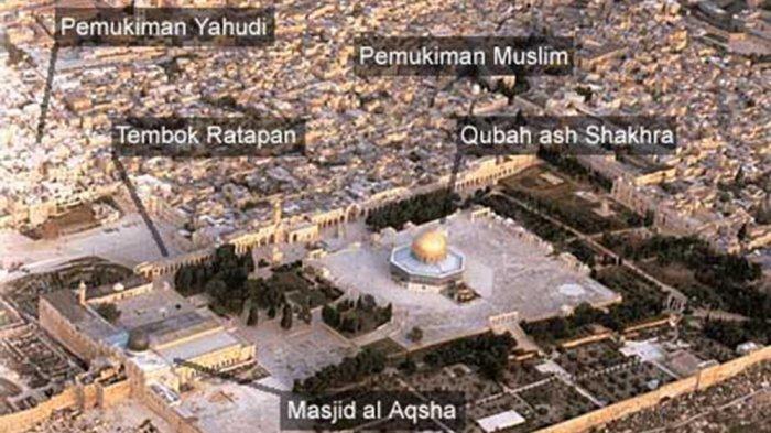 Berulah Lagi, Israel Melarang Pemuda Beribadah di Masjidil Aqsa