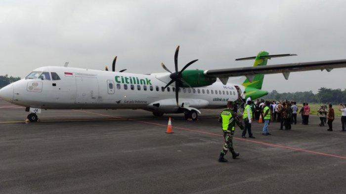 Bandara Jenderal Soedirman Mulai Beroperasi, Ganjar: Bantu Kembangkan Kawasan Jateng Selatan