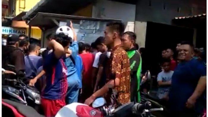 Diduga Mencuri HP, Pria 40 Tahun Dipukuli Warga di Gunungpati Semarang