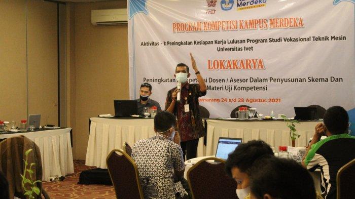 Prodi PVTM dan Pendidikan Informatika Unisvet Semarang Persiapkan Lulusan Siap Kerja