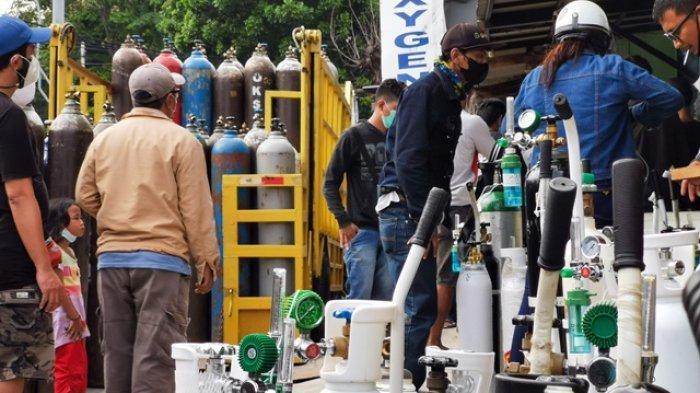 Warga Bayar Tabung Oksigen Capai Rp 6,8 Juta, FPKS DPRD Jateng Minta Pemprov Kendalikan Harga