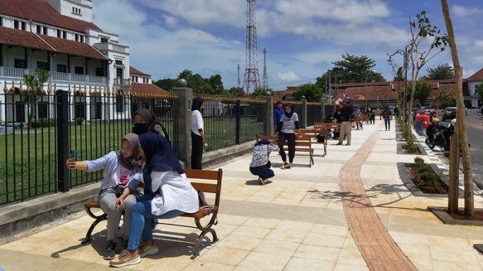 Satgas Tipikor Tegal Selidiki Dugaan Korupsi Proyek Alun-alun dan Taman Pancasila