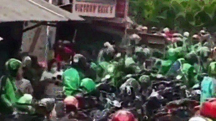 VIDEO : Keributan Pengemudi Ojol dengan Mata Elang di Sawah Besar. Ini Penjelasan Polisi