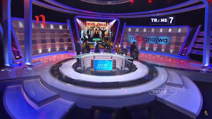 Link Live Streaming Mata Najwa Trans7 Rabu 20 Maret 2019 Jam 20.00 WIB: Transaksi Haram Politik