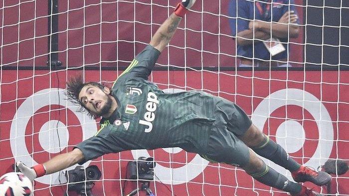 Jadi Pengangguran di Juventus, Mattia Perin Kembali ke Genoa
