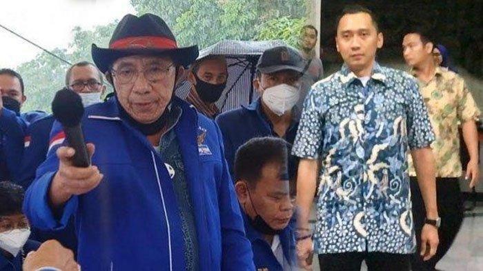 Nama Ibas Dikaitkan Max Sopacua dengan Korupsi Hambalang, Kubu AHY Geram dan Sororkan Jejak Digital