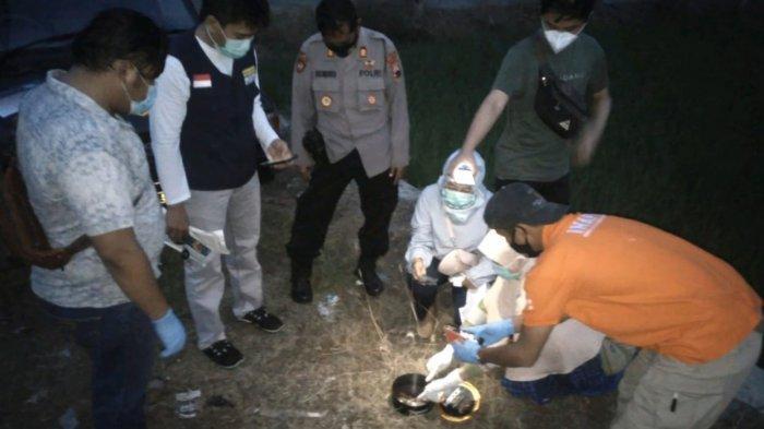 Heboh Penemuan Mayat Bayi Perempuan di Dalam Kaleng Biskuit di Pemalang, Ini Ciri-cirinya