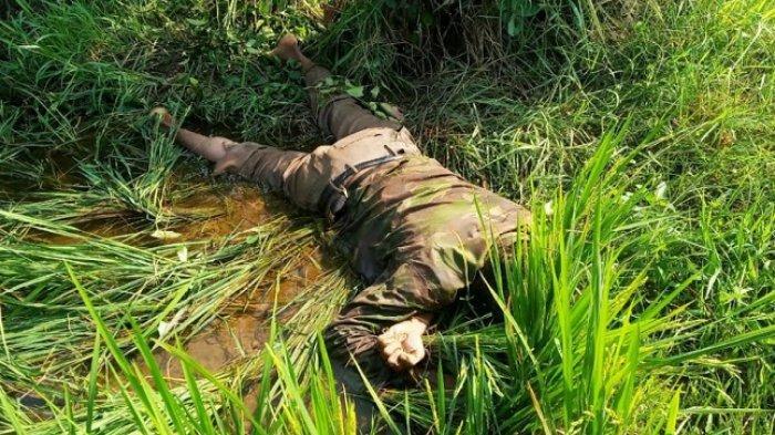 Mayat Pria Tanpa Identitas Ditemukan di Pesawahan Bandengan Jepara