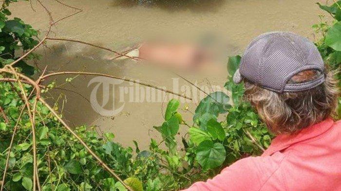 Mayat Lelaki Misterius Mengambang Posisi Tengkurap di Sungai Bungin Pemalang