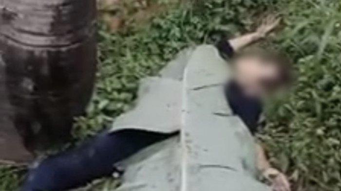Mayat Perempuan Muda Dibuang ke Jalan, Mulut Berdarah dan Luka Bekas Dicekik
