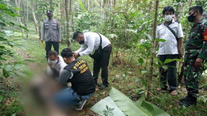 Niat Cari Bambu untuk Pasang Umbul-umbul, Warga Rogodadi Kebumen Temukan Mayat di tengah Jalan