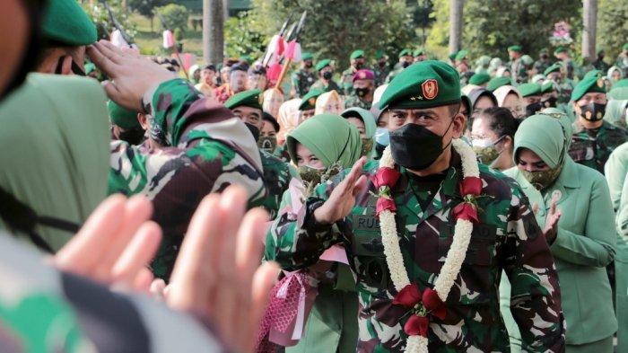 Mayjen TNI Rudianto Resmi Jabat Pangdam IV/Diponegoro Gantikan Mayjen TNI Bakti Agus Fajari