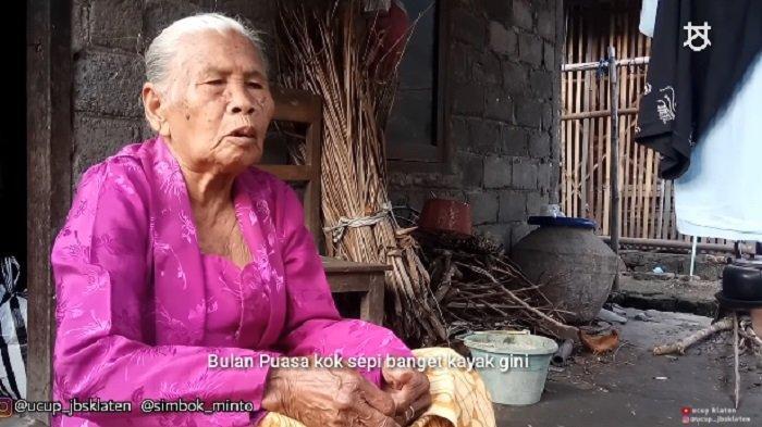Nanya ke Mbah Minto Mau THR Apa, Ganjar Pranowo Dibuat Bingung: Kok Semuanya Mau