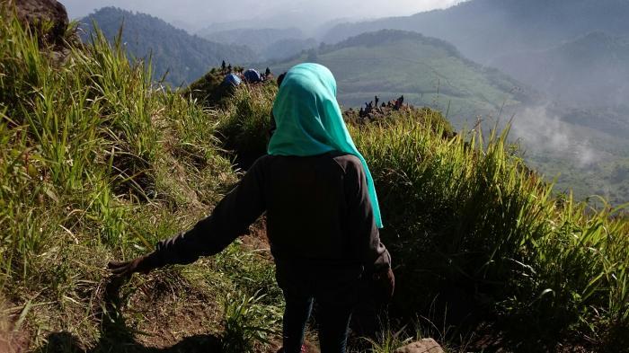 Diduga Tersesat, Tiga Orang Pendaki Hilang di Gunung Ungaran Kab Semarang