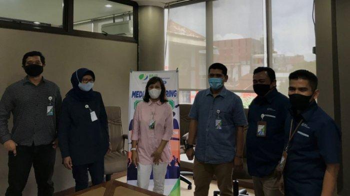 BPJAMSOSTEK Cabang Semarang Pemuda Catatkan Peningkatan Kepesertaan Tenaga Kerja Penerima Upah