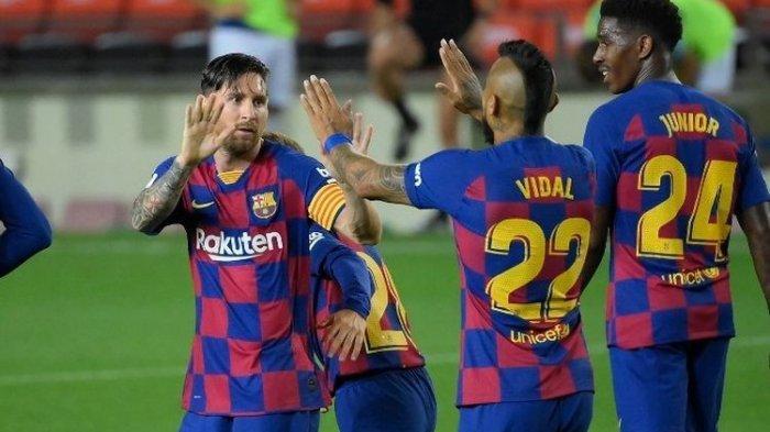 Diketuai Messi, ini 5 Pemberontak Barcelona, Bolos Rapid Test hingga Kritik Tajam Singgung DNA Klub