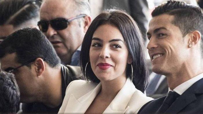 Kekasih Cristiano Ronaldo Ungkap Masa Depan Sang Mega Bintang di Juventus