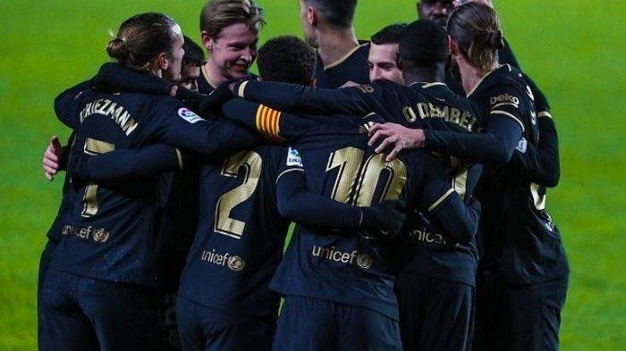 Hasil Liga Spanyol, Granada vs Barcelona: Lionel Messi Sukses Gilas Tuan Rumah dengan 4-0