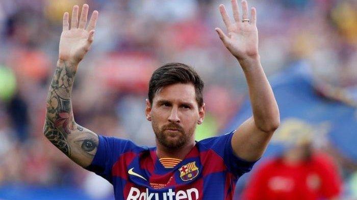 Hari Ini Lionel Messi Resmi Berstatus Bebas Transfer, Presiden Barcelona: Kami Sedang Cari Solusi