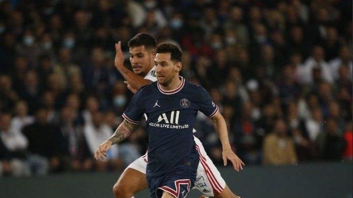 Megabintang Paris Saint-Germain, Lionel Messi, masih mandul dalam laga debut kandang ketika bermain selama 76 menit untuk Les Parisiens yang nyaris gagal menang.