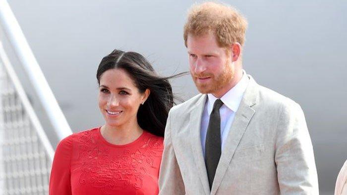Pangeran Harry Resmi Lepas Gelar Bangsawan, RatuElizabeth: Kalian Tetap Keluargaku yang Tercinta