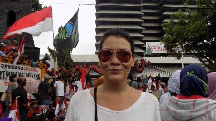 Melanie Subono Sebut DPR Pengkhianat karena Sahkan UU Cipta Kerja: Dijajah Bangsa Sendiri Mau Diam?