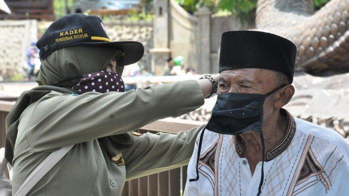 Operasi Yustisi Jaring 96.039 Pelanggar Protokol Kesehatan di Jateng