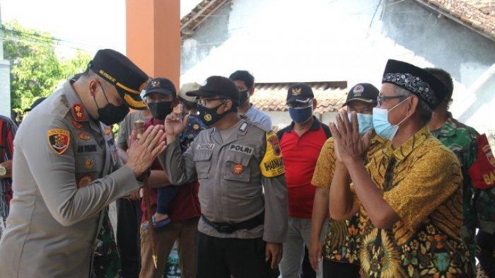 Kapolres Pati Minta Calon Kades Tidak Datangkan Lebih dari 50 Pendukung saat Kampanye