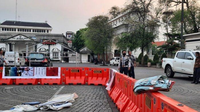 Tak Boleh Ada Parkir Kendaraan Pribadi di Balai Kota Semarang Besok, ASN Diminta Naik Angkutan Umum