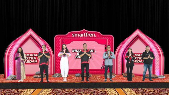 Sambut Ramadhan, Smartfren Hadirkan Extra Unlimited Malam Full Speed