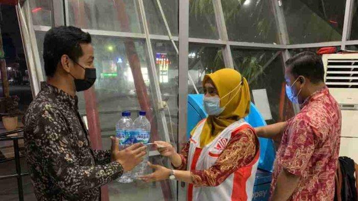 Naik Trans Semarang Bisa Pakai Botol Plastik