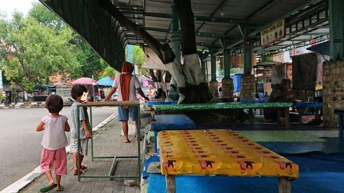 Dwi Merengek Minta Makan, Pedagang: Anak-anak Jangan Dijadikan Senjata Untuk Cari Uang