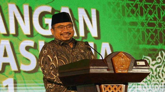 Menag Gus Yaqut Revitalisasi KUA, Banjarnegara Jadi Percontohan