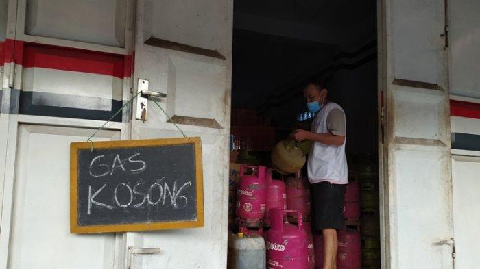 Permintaan Gas Melon di Karanganyar Melonjak, Pemilik Pangkalan: Tiap Stok Datang, Habis 10 Menit