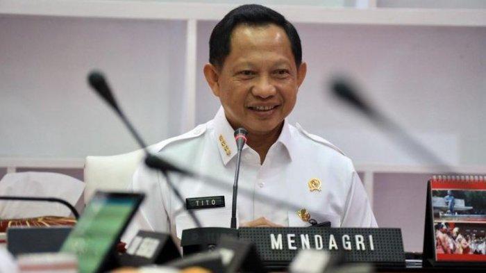Mendagri Beri Teguran Keras 19 Provinsi karena Serapan Anggaran Insentif Nakes Rendah