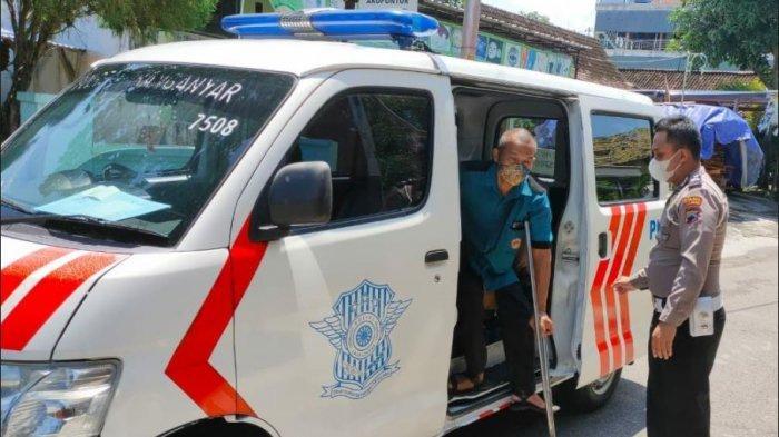 Satlantas Polres Karanganyar Siap Antar Jemput Penyandang Disabilitas untuk Urus SIM D