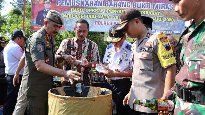Kompol Prayuda Pastikan Polri TNI dan Pemda Siap Amankan Libur Natal dan Tahun Baru di Kebumen