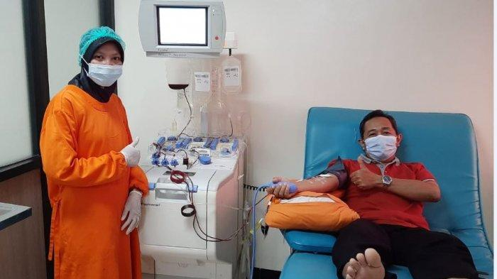 Sudah Ada 2.330 Penyintas Covid-19 Donor Plasma Konvaselen di Jateng, Dwi: Belum Cukupi Kebutuhan