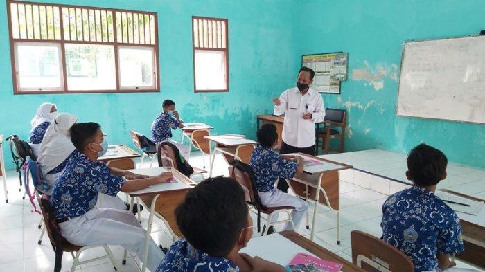 Evaluasi Pembelajaran Tatap Muka PAUD dan SD Kota Tegal, Disdikbud: Alhamdulillah Berjalan Lancar