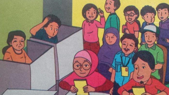 Kunci Jawaban Tema 6 Kelas 6 Halaman 78 79 80 82 Hak Sebagai Warga Negara Indonesia