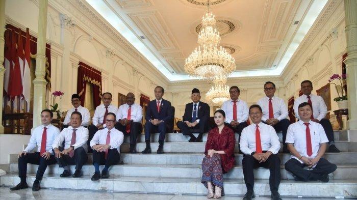 BERITA LENGKAP : Pengangkatan Wakil Menteri Digugat ke MK, Ini Tanggapan Jokowi