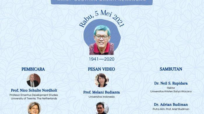Mengenang Setahun Kepergian Arief Budiman