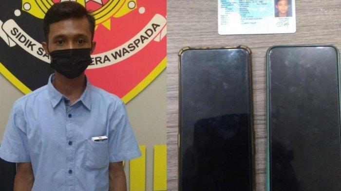 Unggah Foto Pacar Saat Video Call Tanpa Busana, Pemuda di Banyumas Ini Diamankan Polisi