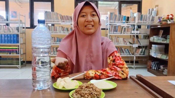 Terapkan Merdeka Belajar dan Adiwiyata, Siswa di SMPN 6 Cilacap Olah Tempe Busuk Jadi Pupuk