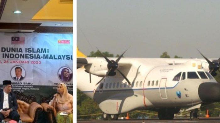 Menteri Malaysia Sebut Pesawat CN-235-220 Buatan Indonesia Lambat, Yenny Wahid Menjawab Kalem